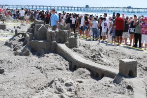 Sandcastle stock 3 by chamberstock
