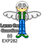 Lance the Guardian Sprite by EXP282