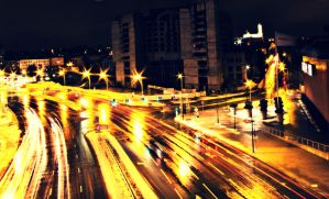 low traffic by ronald007