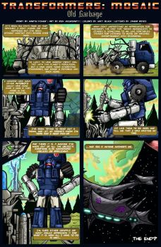 Old Garbage by Transformers-Mosaic