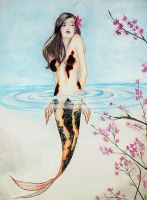 mermaid 3 by aquagurl83