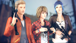 Life Is Strange- Gta 5 by ICYCROFT