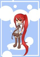 ChibiMania.:Shana:. by Kate-san