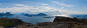 A Sea of Islands II by Pinho