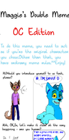 Double Meme 8D- BETHY AND SHIVU by Sooty123