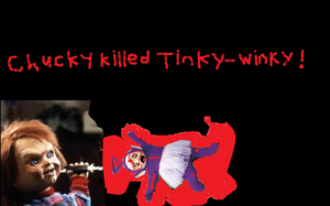 Tink-Winky is dead! by Smurfette123
