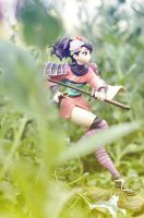 Momohime by OluciaO