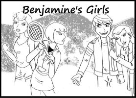 Ben's Such A Player by SpoonfulofLead