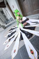 Code Geass - C.C. by Xeno-Photography