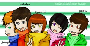 SHINee other :p by sorasti