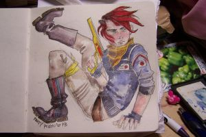 PARTY POISON by turbulentoast