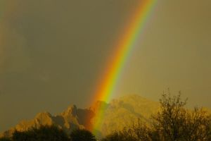 Electronic Rainbow by PatGoltz