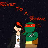 River To A Stone Comic Cover by YAYProductions