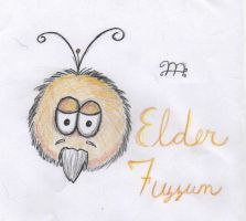 Elder Fuzzum by kyofanatic1