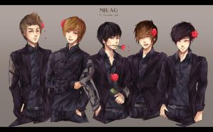 MBLAQ~!! by Fiveonthe