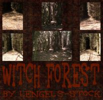 Witch Forest Pack by Lengels-Stock