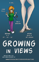 Patreon Exclusive! GROWING IN VIEWS by TheMisterStupid
