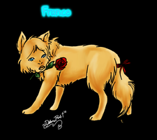 .APH. France wolf by LindsayPrower