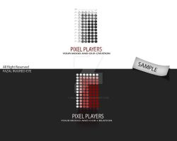 pixel player logo smaple 5 by injured-eye