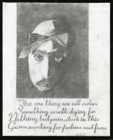 2pac by Glax101