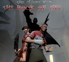 The Quest For The Book of Life - Wallpaper by tigerfaceswe
