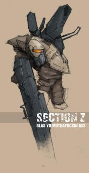 Section Z by stuter