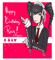 HBD: Rainbow 8.13 by beguilings