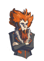 Lysandre by PenguinPaul