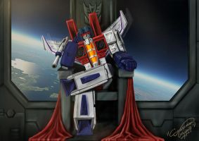starscream by mchaoo
