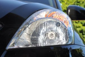 Car front light by StarsColdNight
