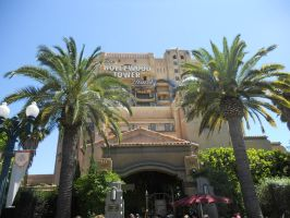 The Hollywood Tower Hotel by Dogman15