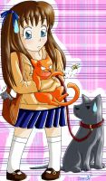 fruits basket by Clover31