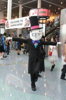 Turnip Head - AX 2012 by AtomicBrownie