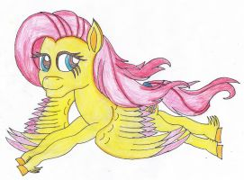 Flying Butter Horse by ThePegasusEffect