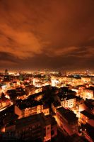 Zagreb Lights by darkmatter257