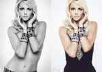 Britney Spears [Colorization] by Anuya