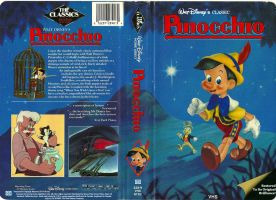 Pinocchio rated PG on VHS? by WileE2005