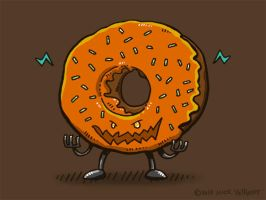 Evil Donut Bot by nickv47