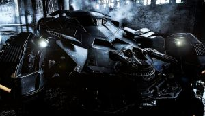 The Batmobile #2 by ProfessorAdagio
