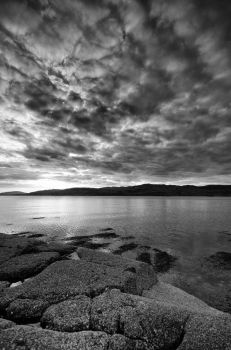 Loch Na Keal by StephenJohnSmith