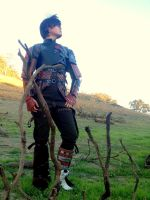 Hiccup Cosplay ~To Ride in the Sunset~ by oOPrincessLinkOo