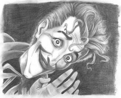 The Joker Commissioner How's Things? by KateMetalHead