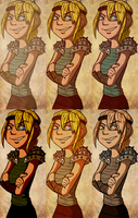 Lots o' Astrid by tugaMaggie