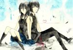 comp entry yumi and makoto by mendouna