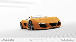 Audi concept by wizzoo7