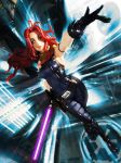 Mara Jade - Reach for the Stars by valaryc
