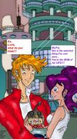 Futurama marriage proposal by anemchan41191