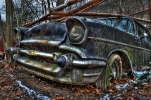 1957 Chevrolet I by Logicalx