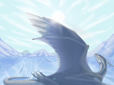 Ice Lands by FireDragon97