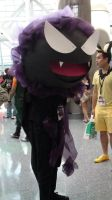 Ghastly from Pokemon at Anime Expo 2013 by trivto